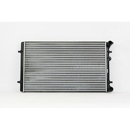 Radiator - Pacific Best Inc For/Fit 2265 Volkswagen Jetta Golf GTI Cabrio Audi TT A/T