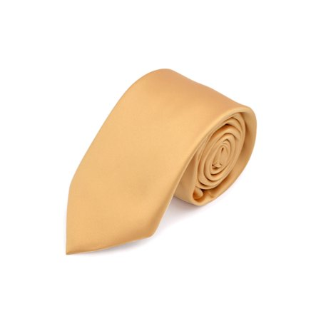 """Premium Classic Solid Color 2.75"""" Necktie Neck Tie"""