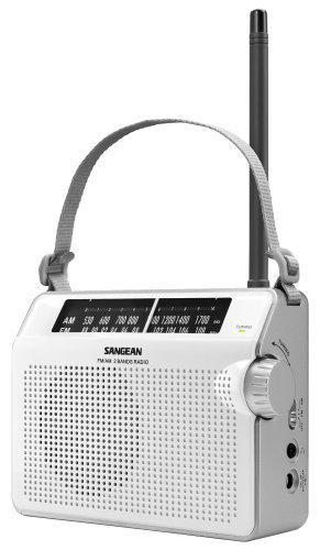 Sangean FM   AM Compact Analogue Tuning Portable Receiver by Sangean