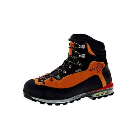 Boreal Climbing Boots Adult Brenta Lightweight Black Orange 47260