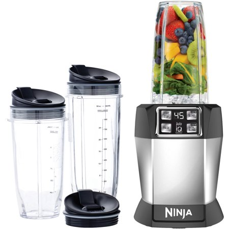 ninja nutri ninja auto iq blender. Black Bedroom Furniture Sets. Home Design Ideas