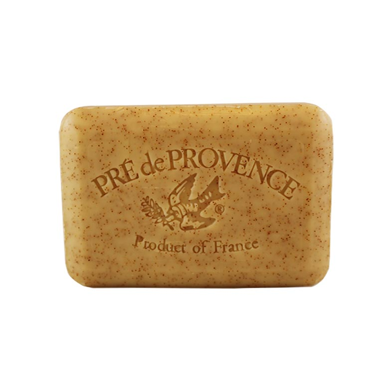 Honey Almond Soap EXTRA LARGE FRENCH SOAP SHEA ENRICHED 8.8 OZ For Women By Pre De Provence
