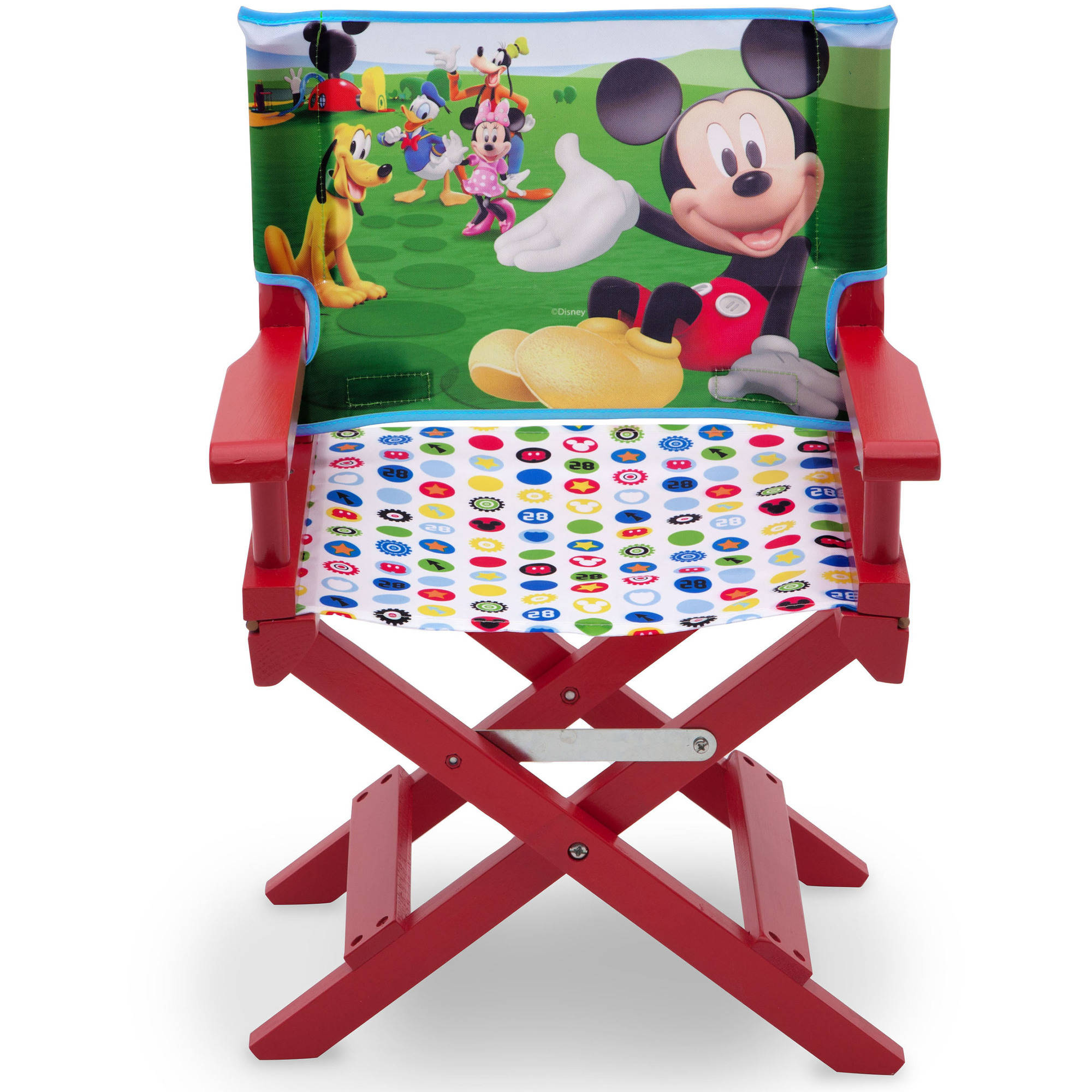 Disney Mickey Mouse Director's Chair