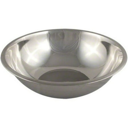 American Metalcraft SSB800 8 qt Stainless Steel Mixing Bowl Quart Polished Stainless Steel Bowl