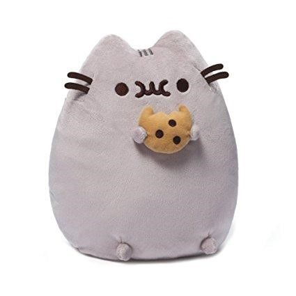 Pusheen W/ Cookie Plush PLSH TOY - Pusheen W/ Cookie Plush PLSH TOY