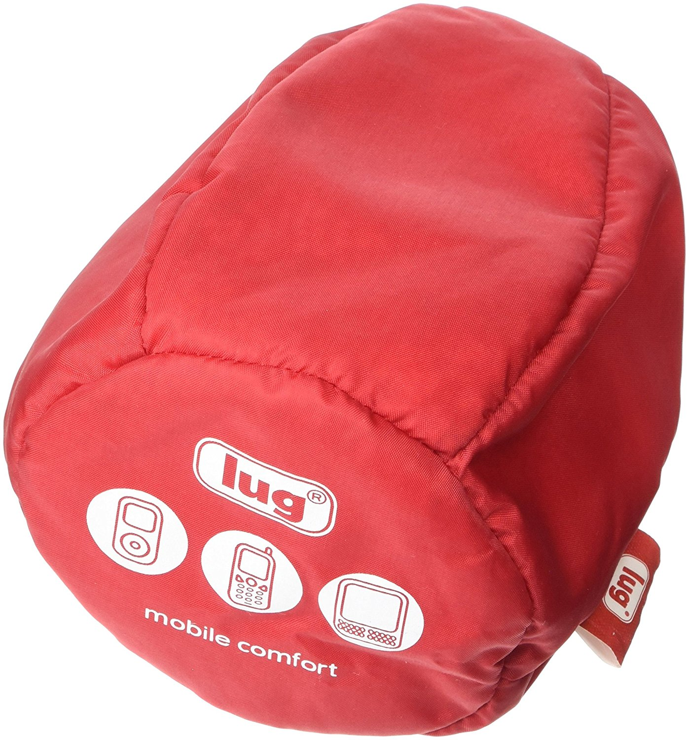 Beanie Chair Cell/IPod Holder, Crimson Red, Ipod holder By Lug From USA