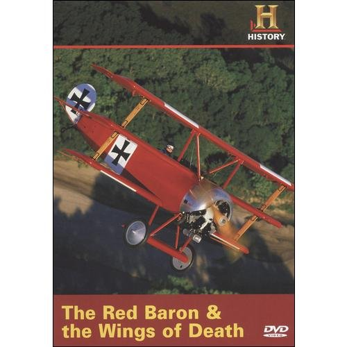 The Red Baron & The Wings Of Death (Full Frame)