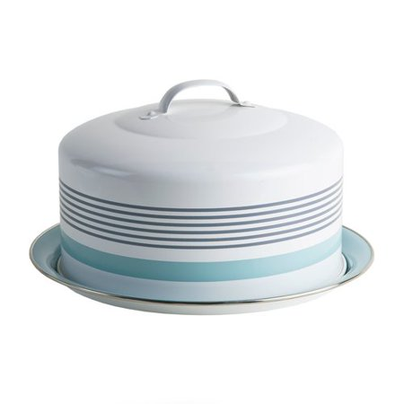Jamie Oliver Round Cake Tin with Cover Lid and (Coke Tin)
