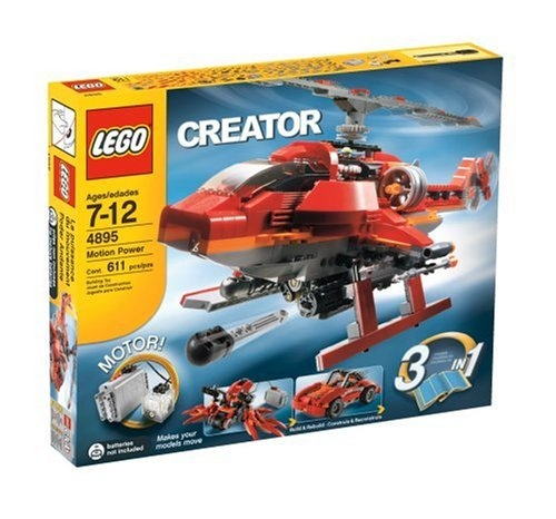 Lego Creator Motion Power Helicopter