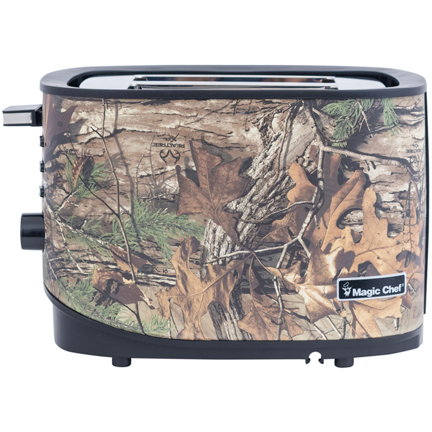 Magic Chef 2-Slice Toaster with Authentic Realtree Xtra Camouflage Pattern