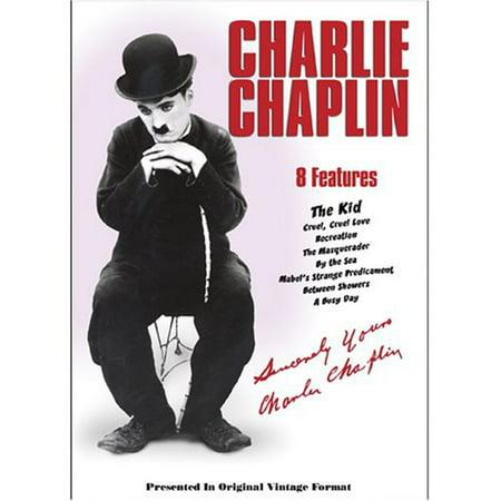 Charlie Chaplin: Volume 2 - Halloween Charlie Chaplin