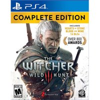 The Witcher 3: Wild Hunt Complete Edition, Warner Bros, PlayStation 4
