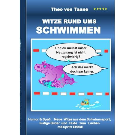 Witze rund ums Schwimmen - eBook - Halloween Witze