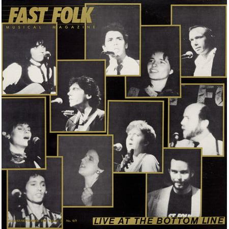 Fast Folk Musical Magazine (6) Live at 3 /