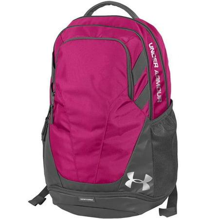 37d72df77ab3 Under Armour UA8447-587 Hustle 3.0 Backpack  44  Tropic Pink - Walmart.com