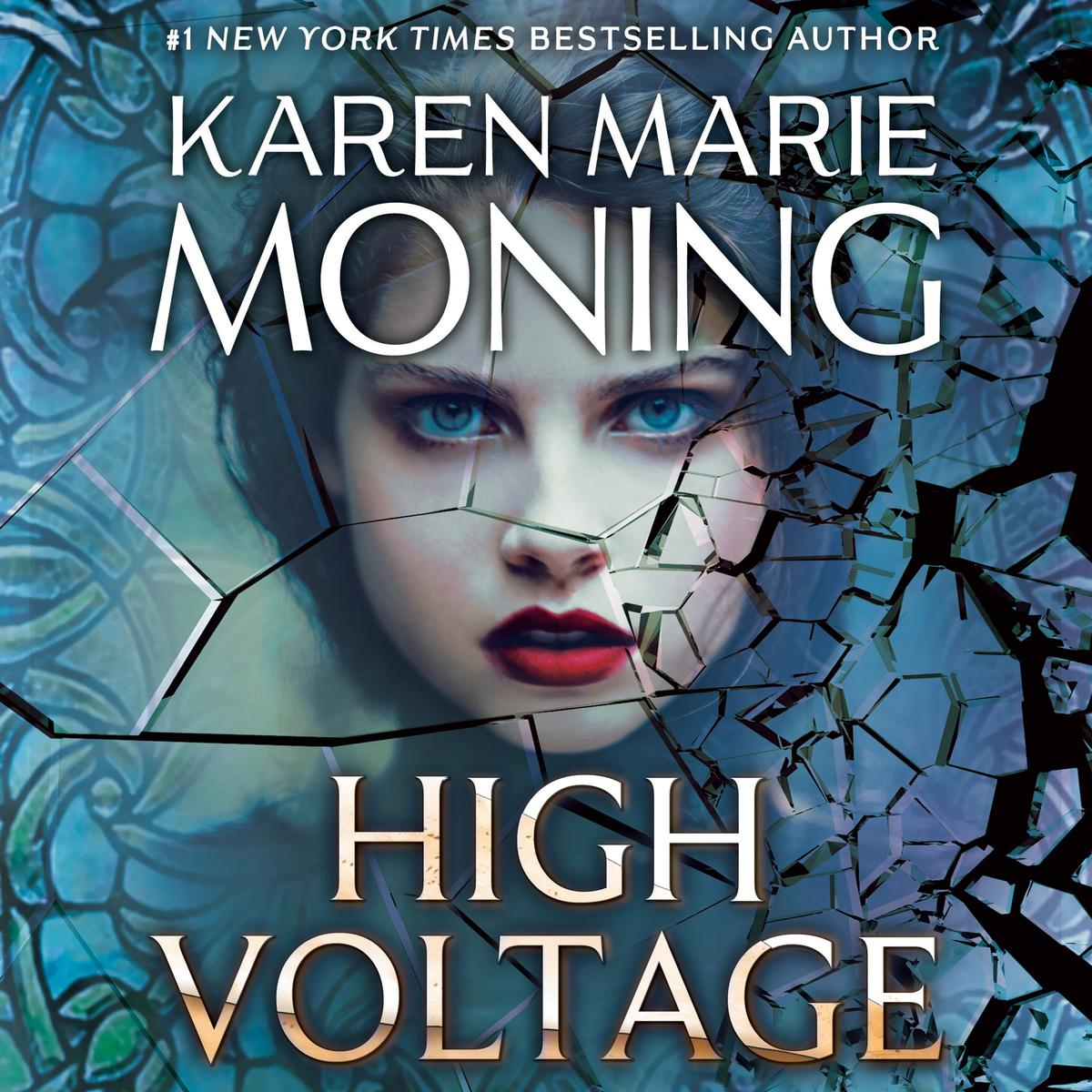 High Voltage - Audiobook