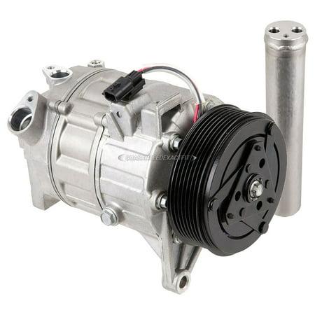 AC Compressor w/ A/C Drier For Nissan Altima 2007 2008 2009 2010 2011