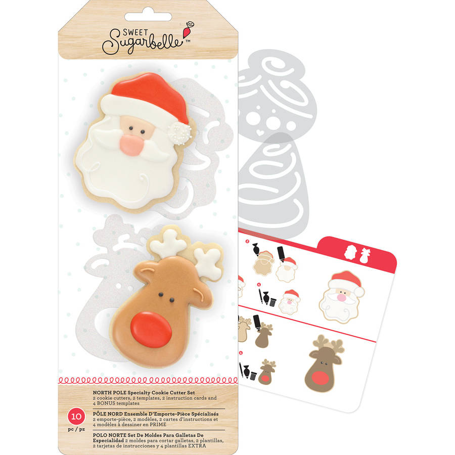 AMC Sugarbelle Cookie Cutter Set North Pole by American Crafts