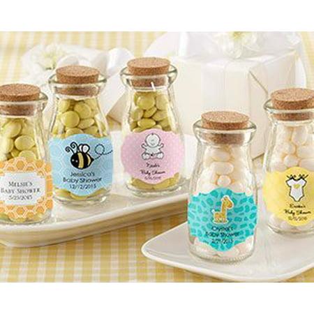 Kate Aspen 'Vintage' Milk Favor Jar, Set of 12