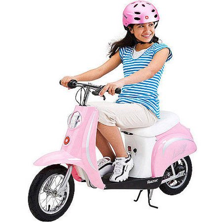 Razor Pocket Mod Electric Scooter - Bella Pink