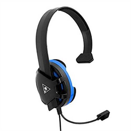 Turtle Beach Recon Chat Headset for PS4, Xbox One, PC, Mobile (Turtle Beach Mic)