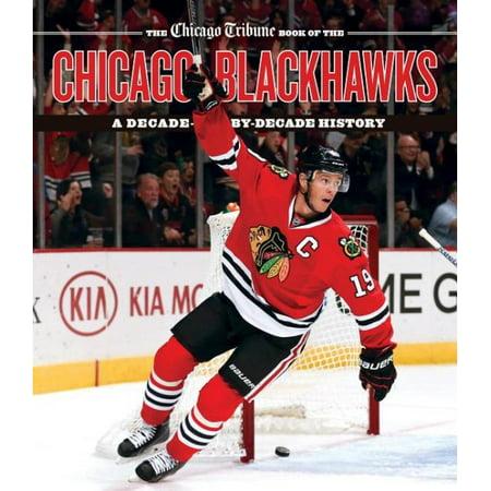 The Chicago Tribune Book Of The Chicago Blackhawks