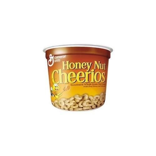 Advantus Corp.  Advantus Corp.  Portable Cereal-In-A-Cup,1. 83 oz. ,6-PK,Honey Nut Cheerios