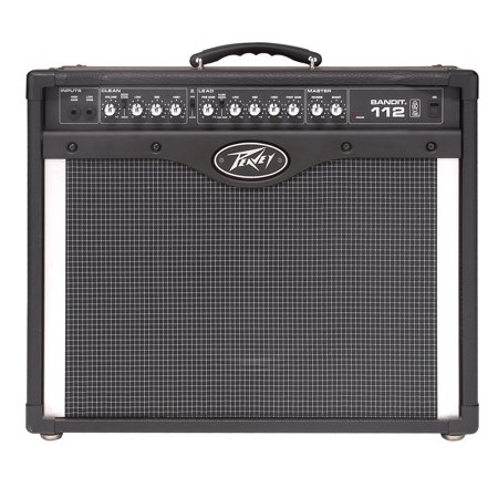 112 Combo (Peavey Bandit 112 Guitar Amplifier TransTube 12