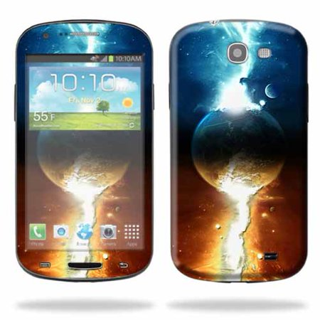 Skin Decal Wrap For Samsung Galaxy Express Cell Phone Sticker Sci Fi