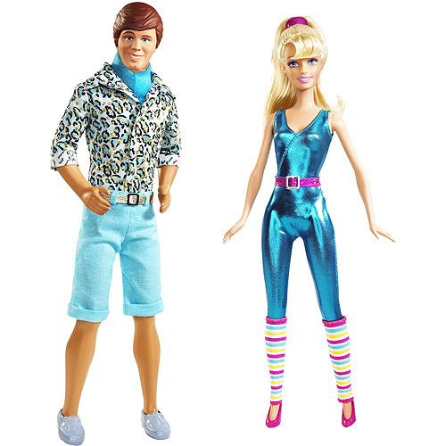 Barbie: Toy Story 3 - Barbie & Ken Gift Set
