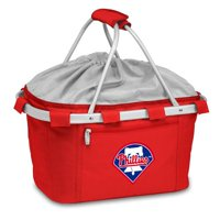 Philadelphia Phillies Metro Insulated Picnic Basket - Red - No Size