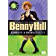 Benny Hill Complete and Unadulterated The Naughty Early Years, Set Two (1972-1974) by ARTS AND ENTERTAINMENT NETWORK