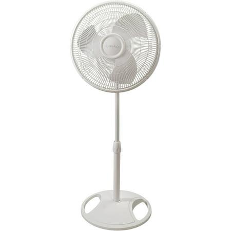 Lasko 16 Quot Oscillating Pedestal Stand 3 Speed Fan Model