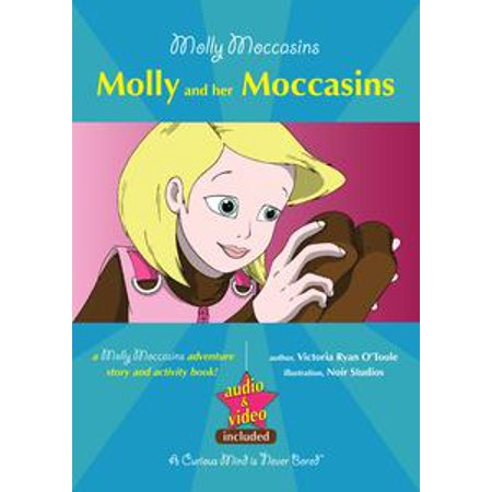 Molly and her Moccasins (Read Aloud Version) - eBook (Halloween Read Aloud Chapter Books)