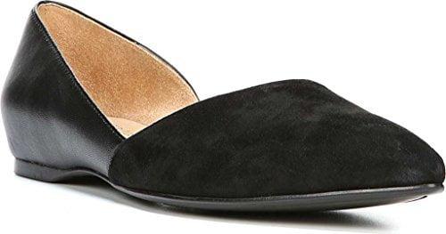 Naturalizer Women's Samantha Pointed Toe Flat by Naturalizer