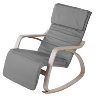 Ejoyous Comfortable Rocking Lounge Adjustable Relax Chair Modern Home Office Furniture,Relax Chair, Comfortable Relax Chair