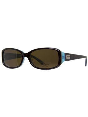 b951c3079bd54 Product Image Kate Spade New York Paxton N S JEYP Tortoise Brown Aqua Women s  Sunglasses