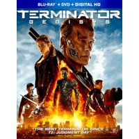 Deals on Terninator Genisys (Blu-Ray + DVD + Digital HD)