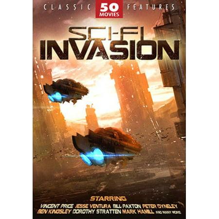 Sci-Fi Invasion (DVD) (Best Classic Sci Fi)