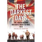 The Darkest Days - eBook