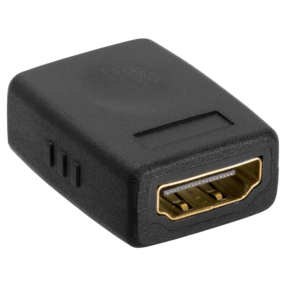 HDMI to HDMI Coupler Female - Gold Plated