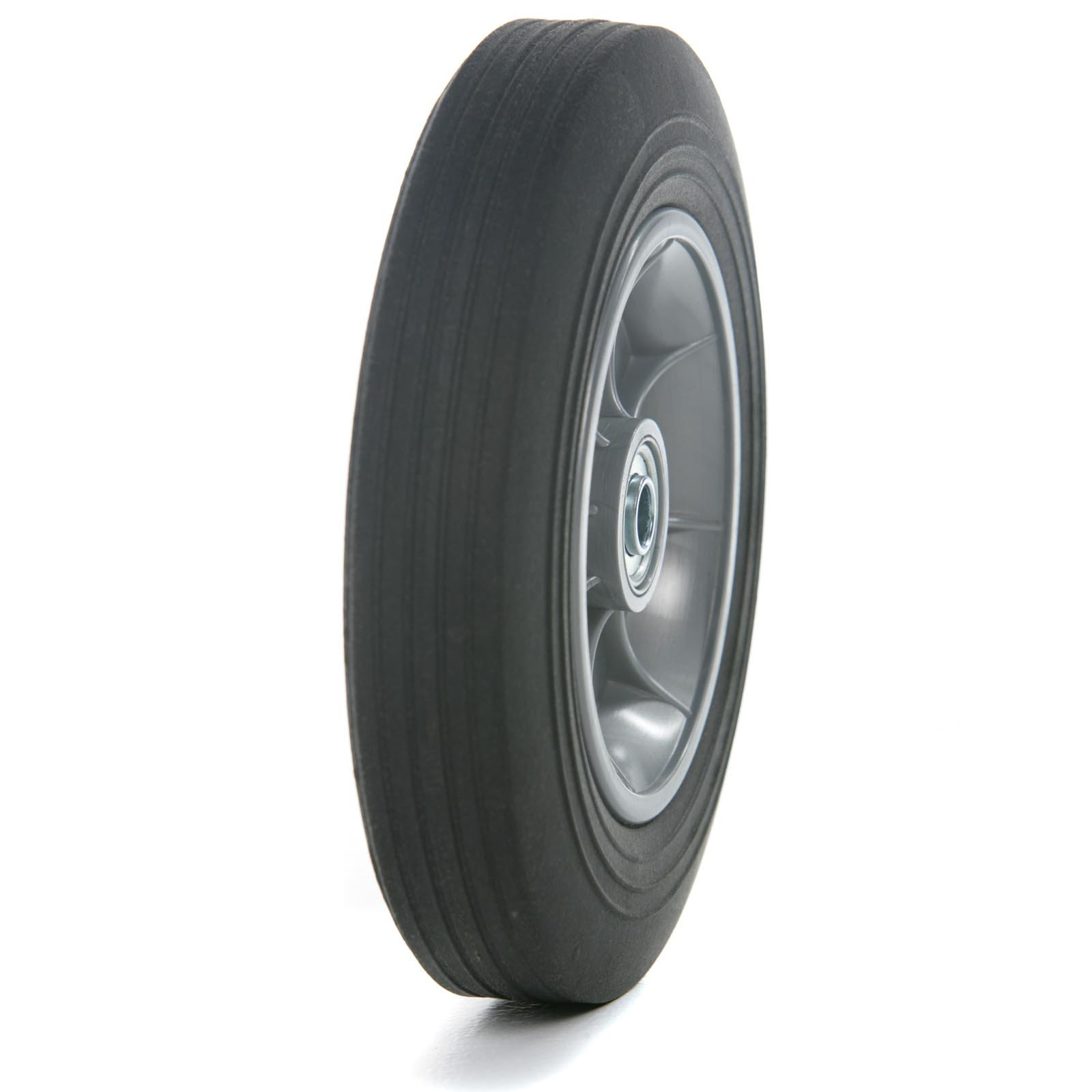 Harper 10 in Solid Rubber Wheel Walmart