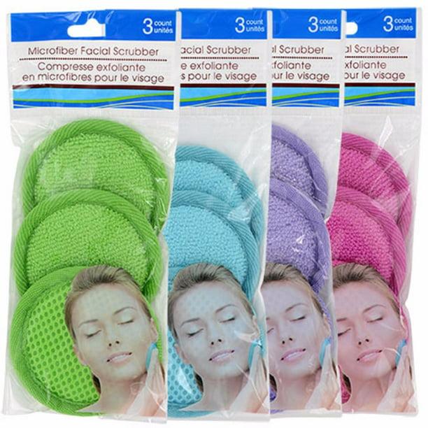 microfiber April facial shower cloths bath