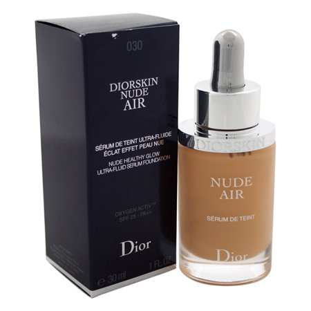 Diorskin Nude Air Serum Ultra-Fluid Serum Foundation SPF 25 - # 030 Medium Beige by Christian Dior -