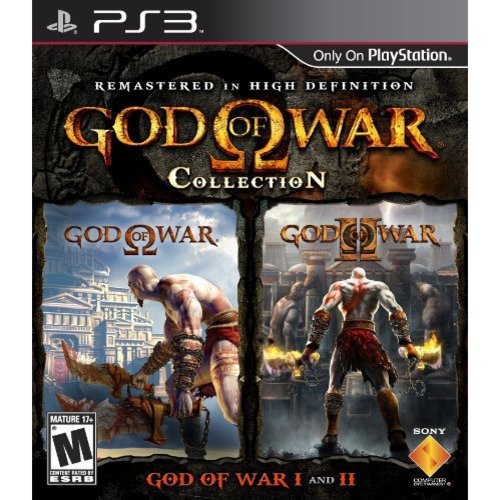 God of War Collection (Playstation 3) by Sony
