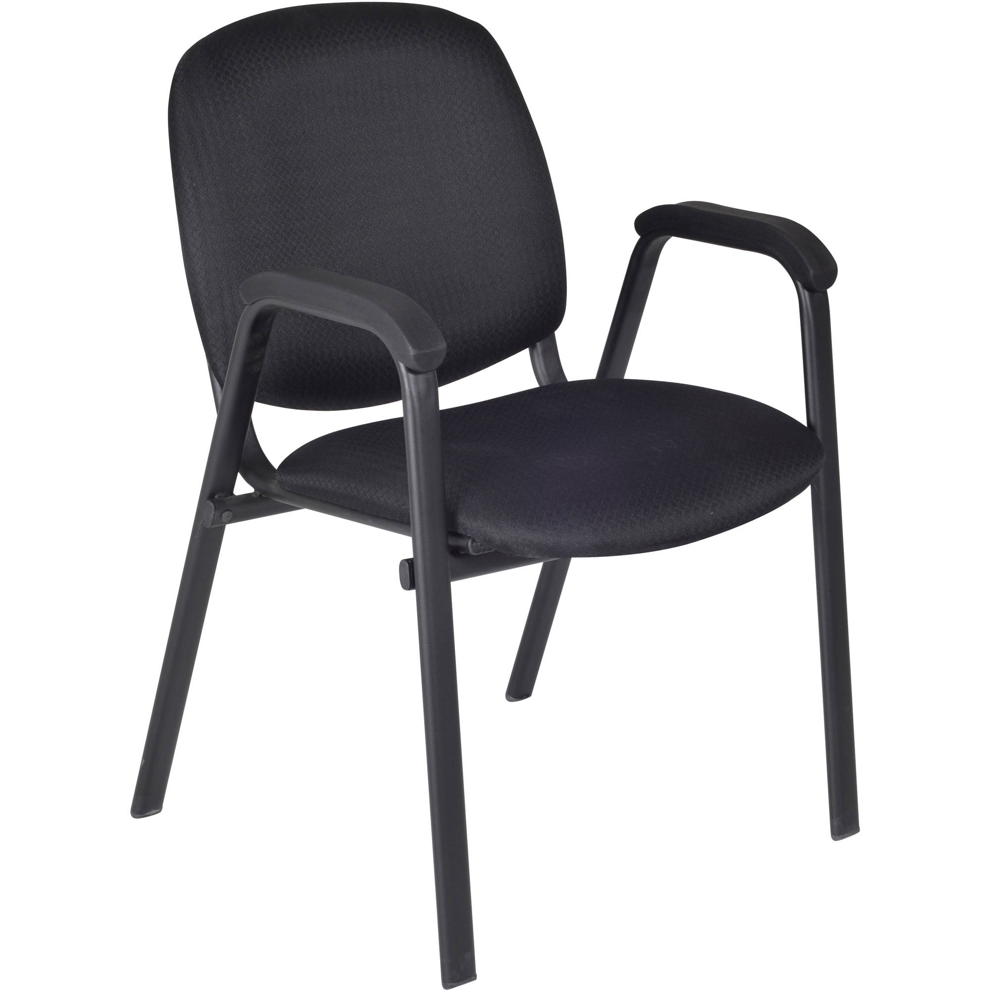 Regency Products Ace Stack Chair, Midnight Black