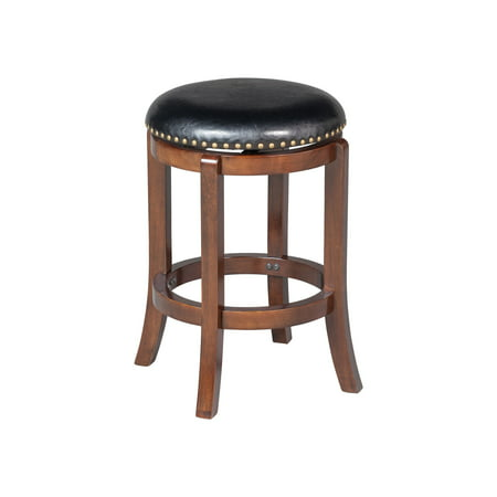 Boraam Cordova Swivel Counter Stool, 24