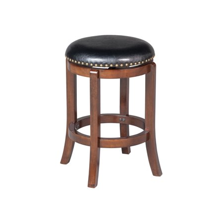 24'h Swivel Counter - Boraam Cordova Swivel Counter Stool, 24