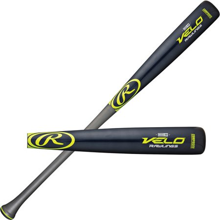 Rawlings Velo (Maple and Bamboo) Wood Composite Baseball Bat