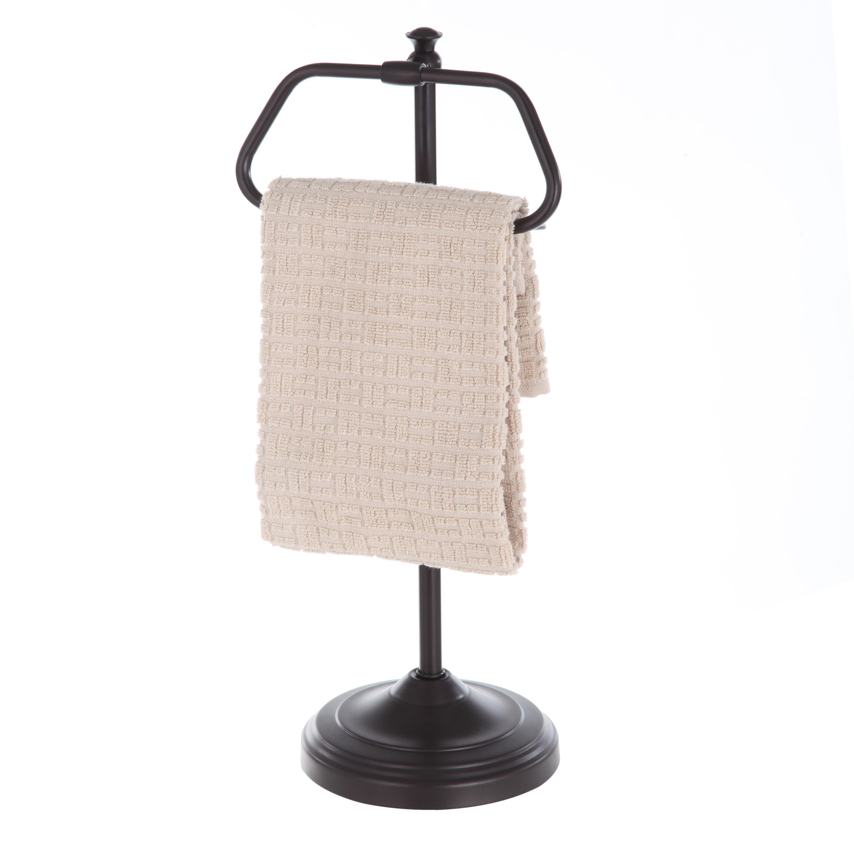 Better Homes And Garden Hand Towel Holder Oil Rubbed Bronze Walmart Com
